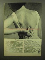 1964 Bufferin Medicine Ad - Backaches Don't Start Here