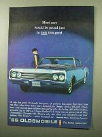 1965 Oldsmobile Dynamic 88 Car Ad - Look This Good