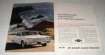 1964 Chevrolet Impala Super Sport Coupe Ad - Smooth
