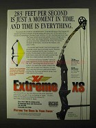 1994 Xi Extreme XS Bow Ad - Time is Everything