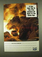 1994 Chevrolet Full-Size Extended Cab Pickup Truck Ad