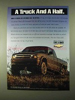 1994 Chevrolet s-Series ZR2 Extended-Cab Truck Ad