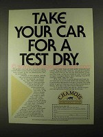 1994 Chamois Leather Cloth Ad - Take Car For Test Dry