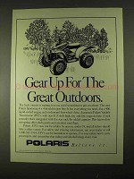 1994 Polaris Sportsman 4x4 ATV Ad - Gear Up For