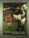 1994 Hofstra University Ad - The Competitive Edge