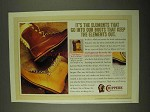 1994 Chippewa Boots Ad - It's The Elements