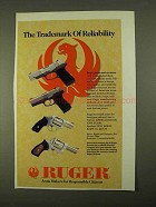 1994 Ruger Ad - KP89DAO, KP94, Spurless SP101, KGPF-331