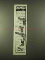 1997 Walther CP88 Pistol Ad - Quality Never Seen Before