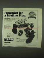 1997 Rossi Model 877 and 677 Revolvers Ad - Protection