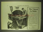 1922 Oliver Universal Saw Benches Ad