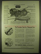 1922 Tannewitz Portable Bench Saw Ad - Thousand Uses