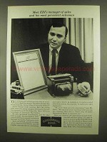 1965 Hammermill Bond Paper Ad - EDI's Manager of Sales