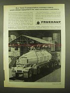 1965 Fruehauf Trailers Ad - Years-Ahead Equipment