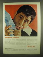 1965 Sands Hotel and Resort Ad - Jerry Lewis