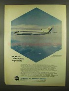 1965 Universal Oil Products Company Ad - This Jet
