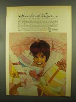 1965 Tupperware Party Ad - Shower Her With Tupperware