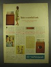 1965 Whirlpool LPA-992-5 Washer and LPE-992-0 Dryer Ad