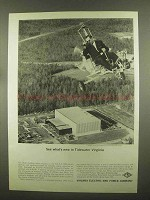 1965 Virginia Electric and Power Company Ad - Tidewater