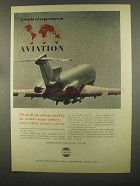 1965 Collins Avionic Systems Ad - Experience Aviation