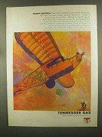 1965 Tennessee Gas Transmission Company Ad - Flight