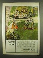 1965 Texas Gas Transmission Corporation Ad - The Past
