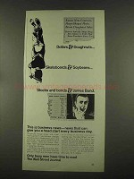1965 Wall Street Journal Ad - Dollars & Doughnuts