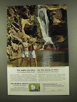 1965 The Middle South Utilities System Ad - Sights Here