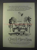 1966 South Carolina Development Board Ad - Inventory