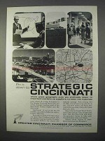 1966 Greater Cincinnati Chamber of Commerce Ad - Pin It