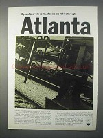 1966 Atlanta Chamber of Commerce Ad - Ship or Trip