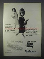 1966 AM Bruning 2000 Dry Copier Ad - Copy 88 Letters