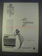 1966 Anken 124 Copier Ad - All Systems Go