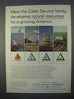 1966 Citgo Oil Ad - Developing Natural Resources