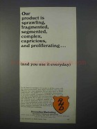 1966 RHD Donnelley-Marketing Ad - Product is Sprawling