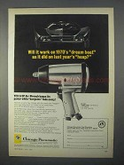 1966 Chicago Pneumatic CP-740 Tork-King Air-Wrench Ad
