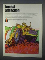 1966 International Harvester Construction Equipment Ad