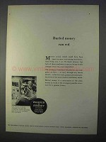 1966 Warner & Swasey Automatic Lathe Ad - Buried Money