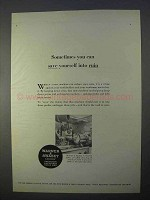 1966 Warner & Swasey 4-A Turret Lathe Ad - Save