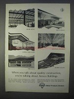 1966 Armco Metal Products Division Ad - Quality