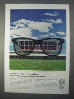 1966 Pittsburgh Plate Glass PPG Ad - Federal Mogul Bldg