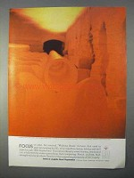 1966 Jones & Laughlin Steel Ad - Focus on Pipe