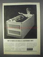 1966 Bostitch Staplers Ad - Package Hot Water
