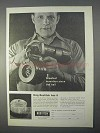 1966 Bostitch Model N2 Nailer Ad - Greatest Invention