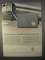 1966 Collins Radio Company Ad - Ticketed Miles