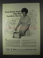 1966 America's Consumer-owned Rural Electric Systems Ad