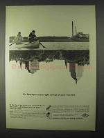 1966 Virginia Electric and Power Company Ad - Rivers