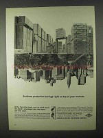 1966 Virginia Electric and Power Company Ad - Savings