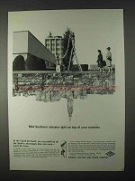1966 Virginia Electric and Power Company Ad - Climate