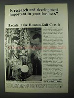 1966 Houston Lighting & Power Company Ad - Research