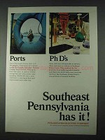 1966 Philadelphia Electric Company Ad - Ports PhD's